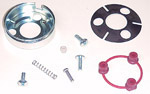 1960-1972 Horn button cap mounting items