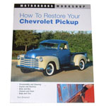 1928-1991 How to restore your Chevrolet Pickup book