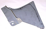 1973-1987 Inner cowl/footwell panel