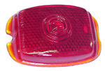 1940-1953 Taillight lens