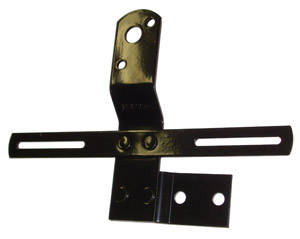 1947-1953 Taillight bracket with license plate bracket