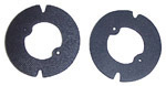 1955-1957 Parklight housing to fender gaskets