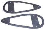 1941-1946 Headlight housing to fender gaskets