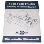 1955-1959 Factory assembly manual