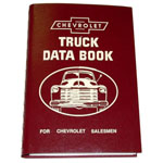 1947-1953 Salesman data book