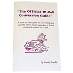 1936-1955 The Official 6 Volt to 12 Volt Conversion Guide book