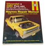 1967-1987 Chevrolet and GMC Pick-up Repair Manual