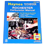 1950-1987 Rochester Carburetors manual