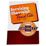 1947-1951 Servicing Chevrolet Truck Cabs booklet