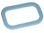 1967-1987 License lamp lens gasket