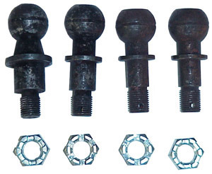 1947-1952 Tie rod and drag link replacement balls
