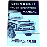 1955 (2nd Series) Owners manual