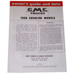 1956 Owners manual