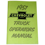 1957 Owners manual