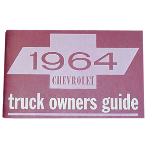 1964 Owners manual