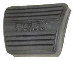 1974-1988 Pedal pad for parking brake