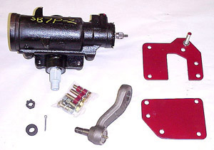 Steering Boxes, Adapters and Other Items - 1960-1966 Power ...