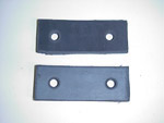 1933-1946  Radiator support pads