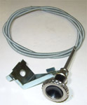 1960-1963 Side cowl vent control cable