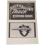 1947-1959 Steering gear overhaul manual