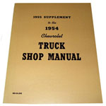 1955 (1st Series) Shop manual book