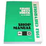 1982 Shop manual only