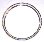1936-1987 Trim wheel rings for 16 inch wheels
