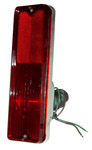 1967-1972 Taillight assembly