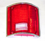 1973-1991 Taillight lens