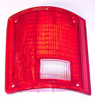 1973-1987 Taillight lens
