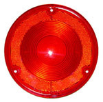 1967-1976 Taillight lens