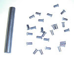 1969-1991 Vent post rivet kit