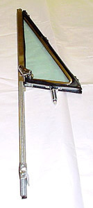 1967-1972 Vent window assembly