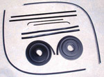 1951-1955 Door weatherstrip kit
