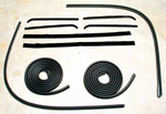 1960-1963 Door weatherstrip kit