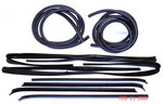 1981-1987 Door weatherstrip kit