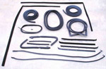 1981-1985 Cab and door weatherstrip kit