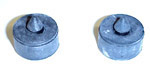 1937-1946 Side window rubber bumper stops