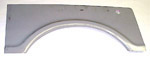 1967-1972 Rear wheel arch section