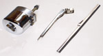 1936-1946 Wiper motor electric conversion kit